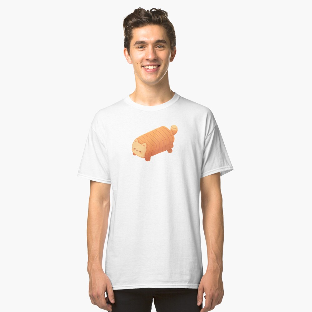 Cat Loaf - Meow Bread Classic T-Shirt