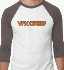 VFX Crew Men's Baseball ¾ T-Shirt
