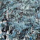Abstrakt - Blau von agnessa38