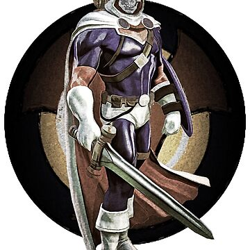 Taskmaster by -Shiron-