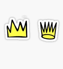 Crowns Sticker
