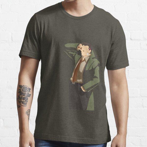 Ace Attorney Detective Gumshoe Essential T-Shirt