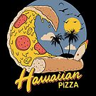 Hawaiian Pizza by vincenttrinidad