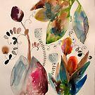 «fantasía botánica» de Marianna Tankelevich