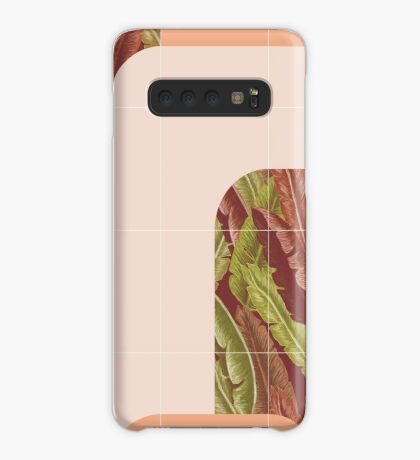 Mid-Century Tropical Style #redbubble #tropical Case/Skin for Samsung Galaxy