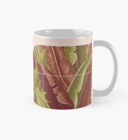 Mid-Century Tropical Style #redbubble #tropical Mug