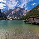 Lake of Braies by pietrofoto