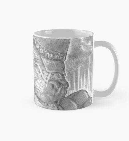 The Shaman Takes the Field Mug