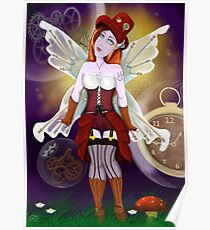 Punked Fairy Poster