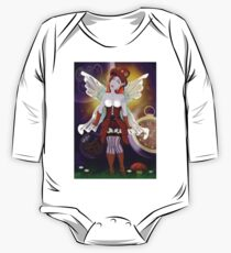 Punked Fairy One Piece - Long Sleeve