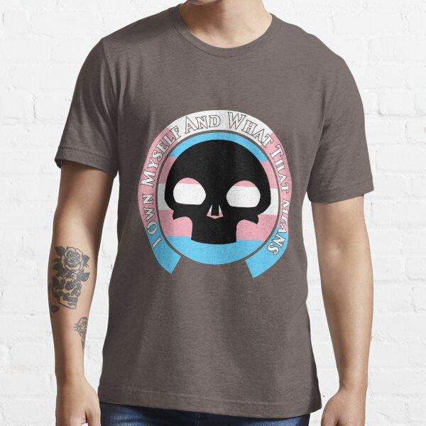 NMCIT - Skull Symbol Essential T-Shirt