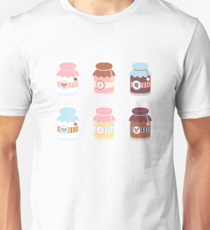 Moomoo Milk Unisex T-Shirt
