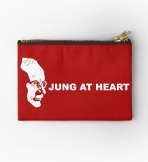 Jung at Heart Zipper Pouch