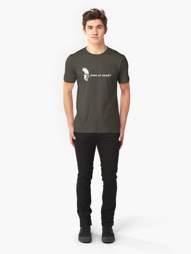 Alternate view of Jung at Heart Slim Fit T-Shirt