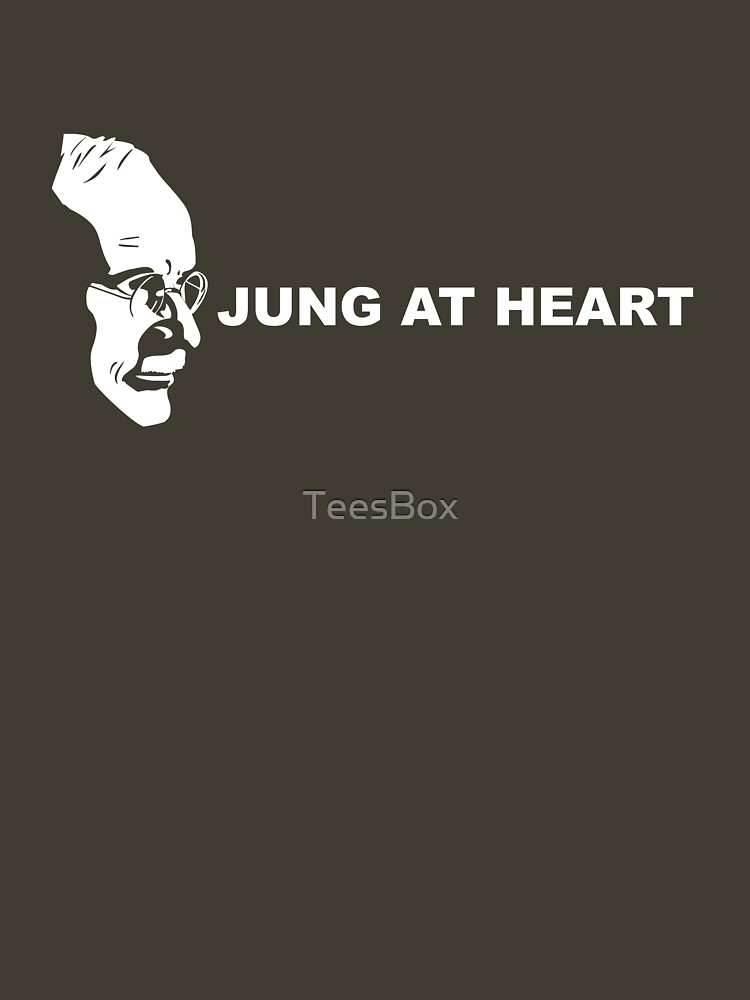 Jung at Heart by TeesBox