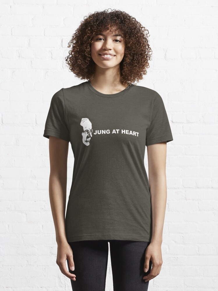 Alternate view of Jung at Heart Essential T-Shirt