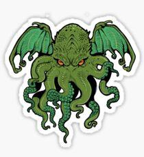 Cthulhu lives Sticker