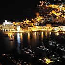 Castellammare by Night by Rosy Kueng Photography