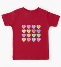 Bitter Hearts Kids Tee