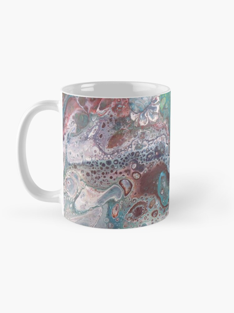 Alternate view of Time and Motion Mug