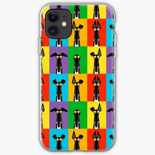 Pop Art Hounds iPhone 11 case