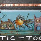 Tic-Toc by m catherine doherty