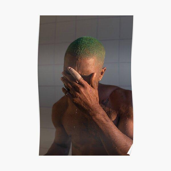 Frank blond ocean Poster
