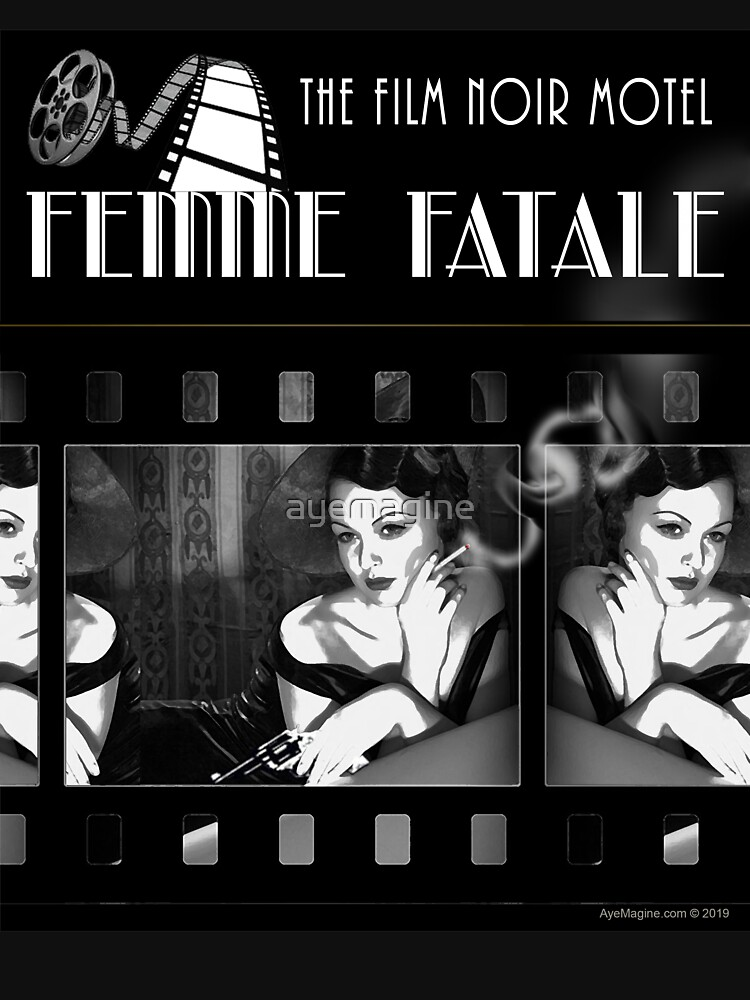 Femme Fatale by ayemagine