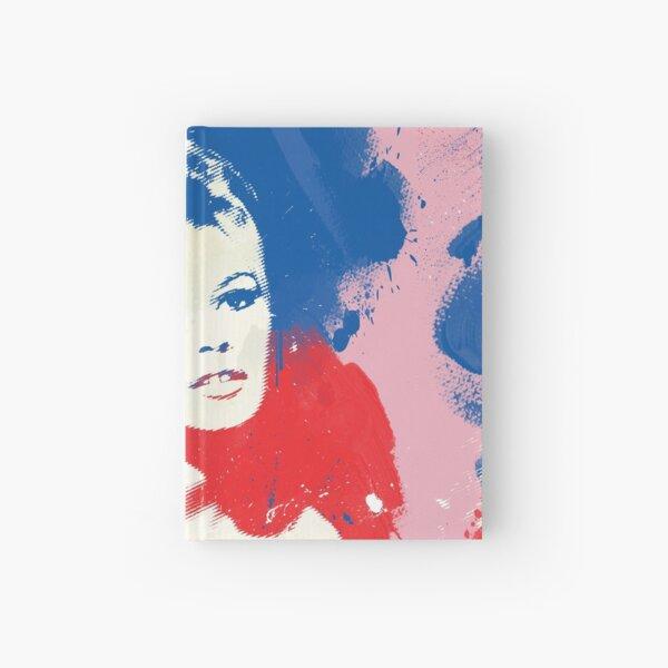 B. B. - Pop Art Fashion Icons Hardcover Journal