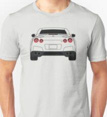 Nissan GTR R35 Black Unisex T-Shirt