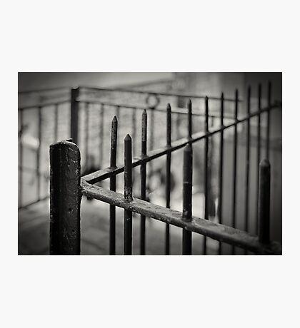 Bareers #2 Photographic Print