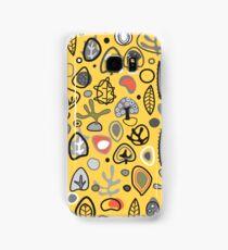 Fab fifties abstract design  Samsung Galaxy Case/Skin