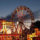 Ferris Wheel by Michele Markley