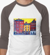 5 Houses, Dublin Men's Baseball ¾ T-Shirt