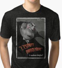 L'Esprit Diabolique Tri-blend T-Shirt