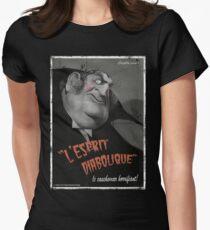 L'Esprit Diabolique Women's Fitted T-Shirt