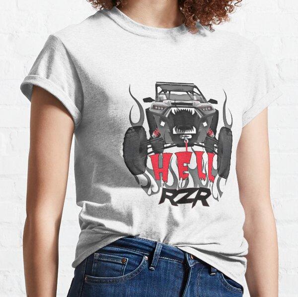 Snowmobiles T-Shirt tee New Polaris Logo ATVs UTVs