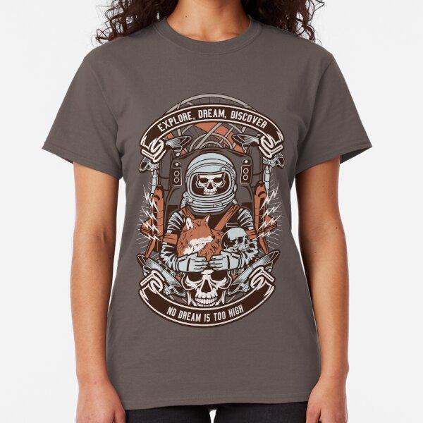 Explore Dream Discover Classic T-Shirt