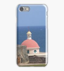 San Juan old buildings  iPhone Case/Skin