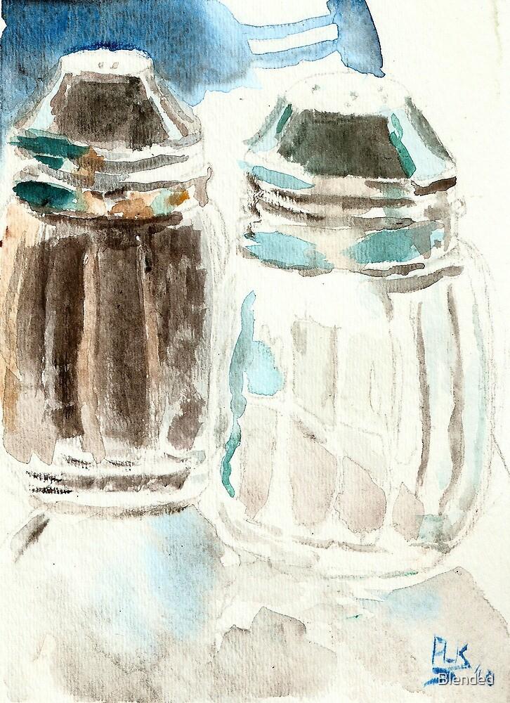 Salt or Pepper Anyone? by Blended
