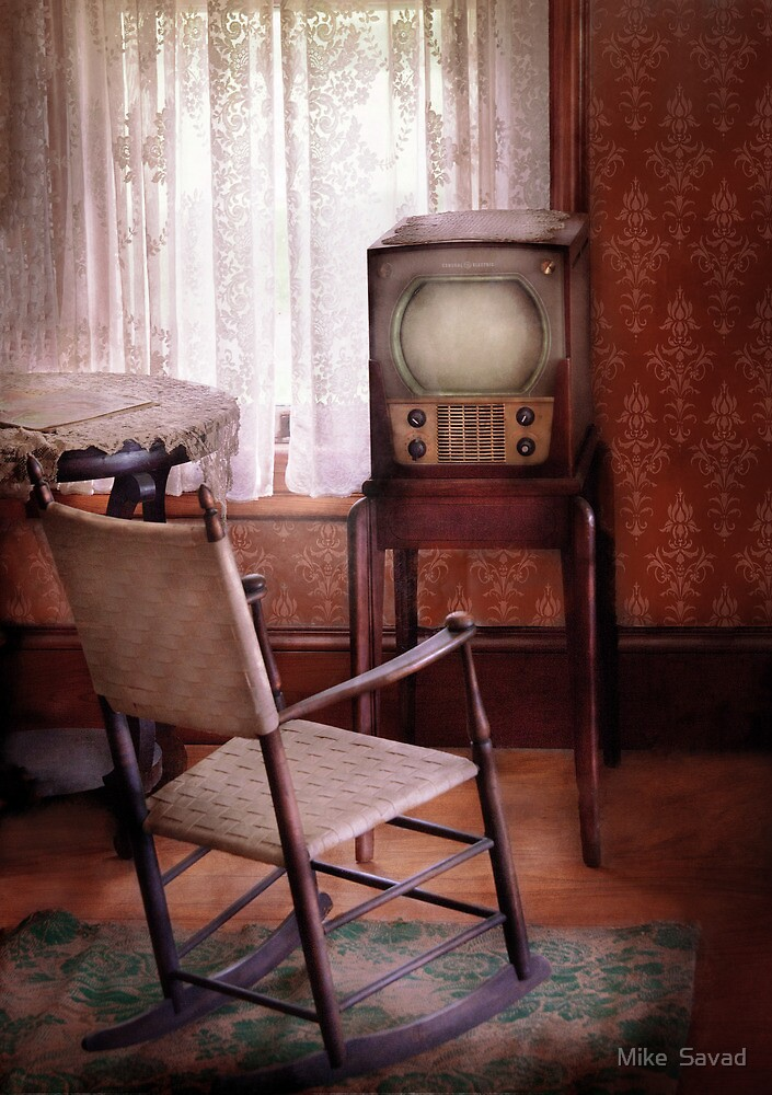 Television - The Invention of Television  by Michael Savad