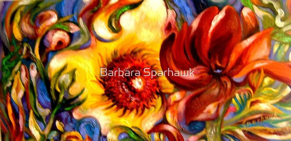 Turbulance   by Barbara Sparhawk
