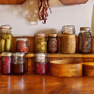 Chef - I love preserving things by mikesavad