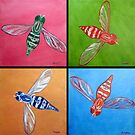 A Collection of Flies by Scott Plaster