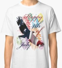 Happy 4th of July Classic T-Shirt