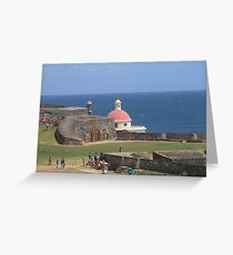San Juan Greeting Card