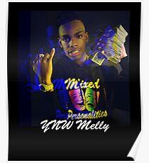 Ynw Melly Shirt Ynw Melly Gear Ynw Melly Merch Ynw Melly Fan Art & Gear Poster