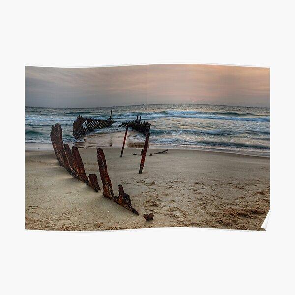 Dicky Beach • Queensland • Australia Poster