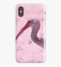Young Ibis, As Is iPhone Case/Skin