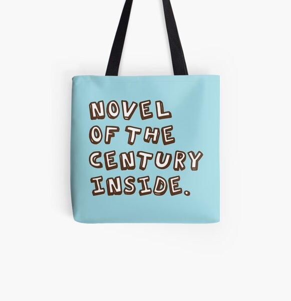 NaNoWriMo Book Bag Zombie Writer Tote Bag Author Gift